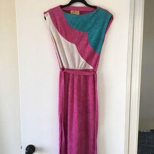 Vintage Towel Dress